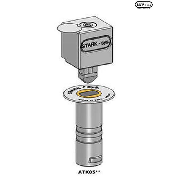 ATK05 - Dispositivo de cierre para puertas enrrollables y similares